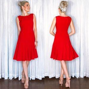 Calvin Klein Flirty Red Dress